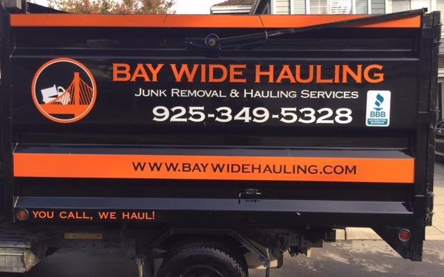 Bay Wide Hauling, Inc. image 8