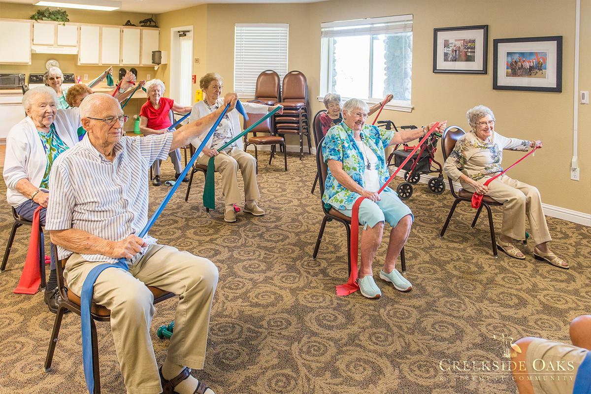 Creekside Oaks Retirement Community image 6