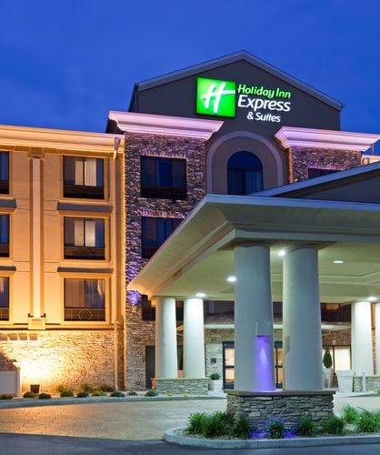 Holiday Inn Express & Suites Mitchell - ad image