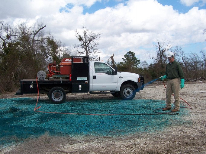 Commercial Weed Control Houston - ad image
