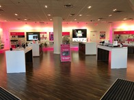 Interior photo of T-Mobile Store at Route 611 & Route 132, Warrington, PA