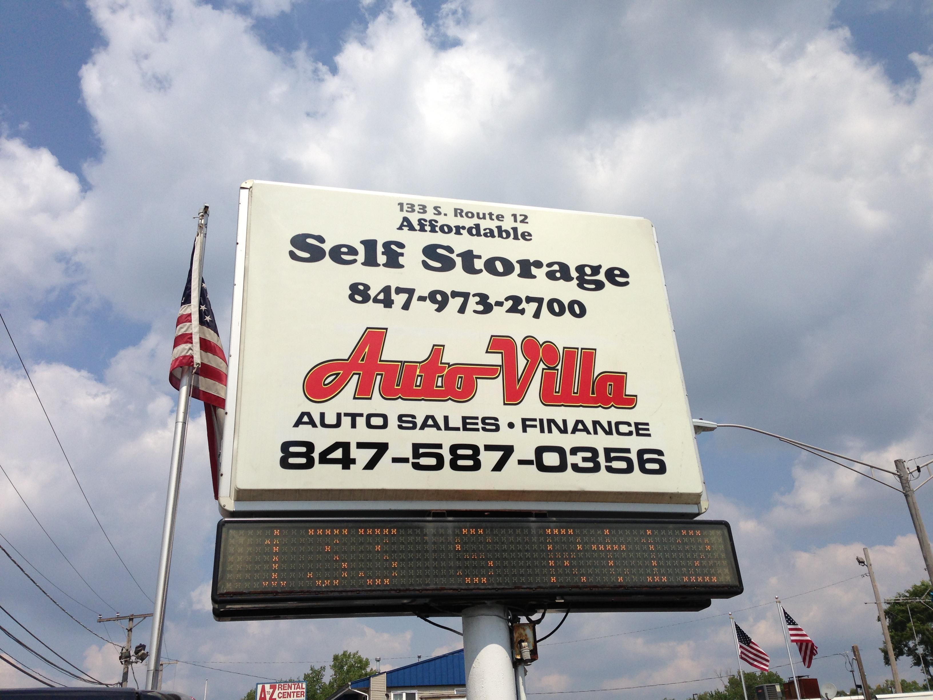 Villa Auto Sales Fox Lake