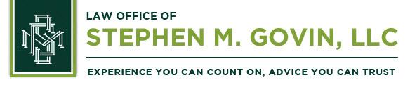 Law Office of Stephen M. Govin, LLC - ad image