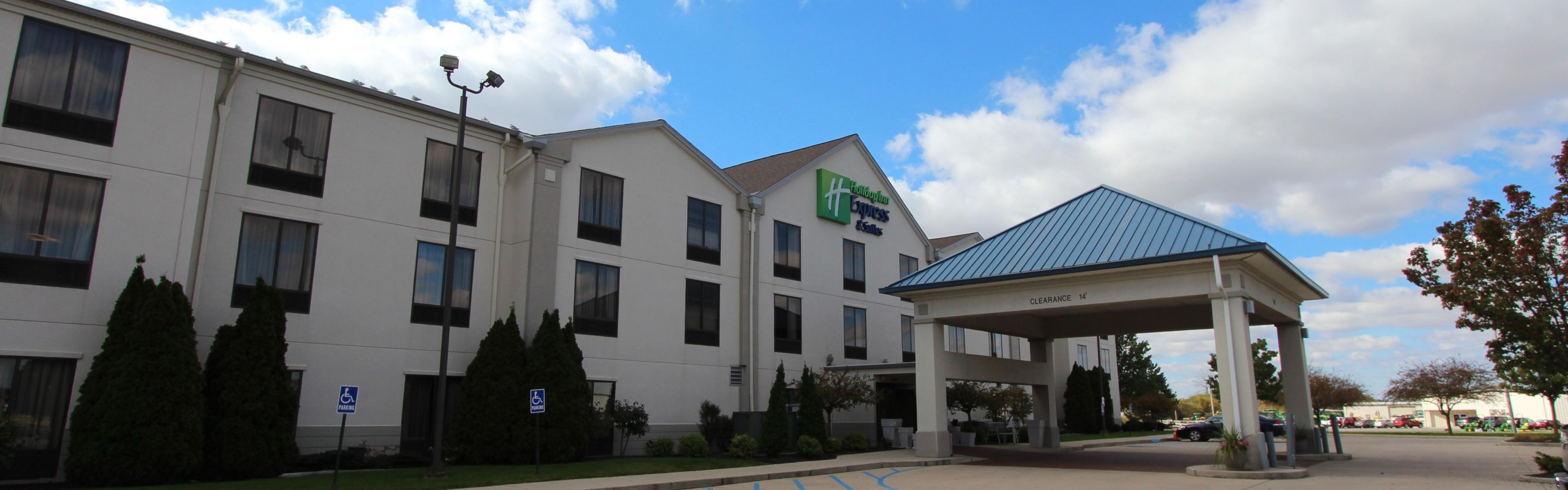 Holiday Inn Express & Suites Findlay image 0