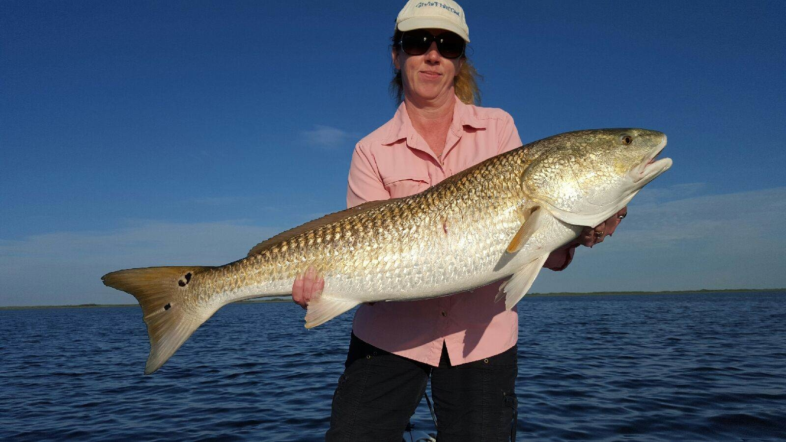 Fish on guide service corpus christi tx company page for Corpus christi fishing report