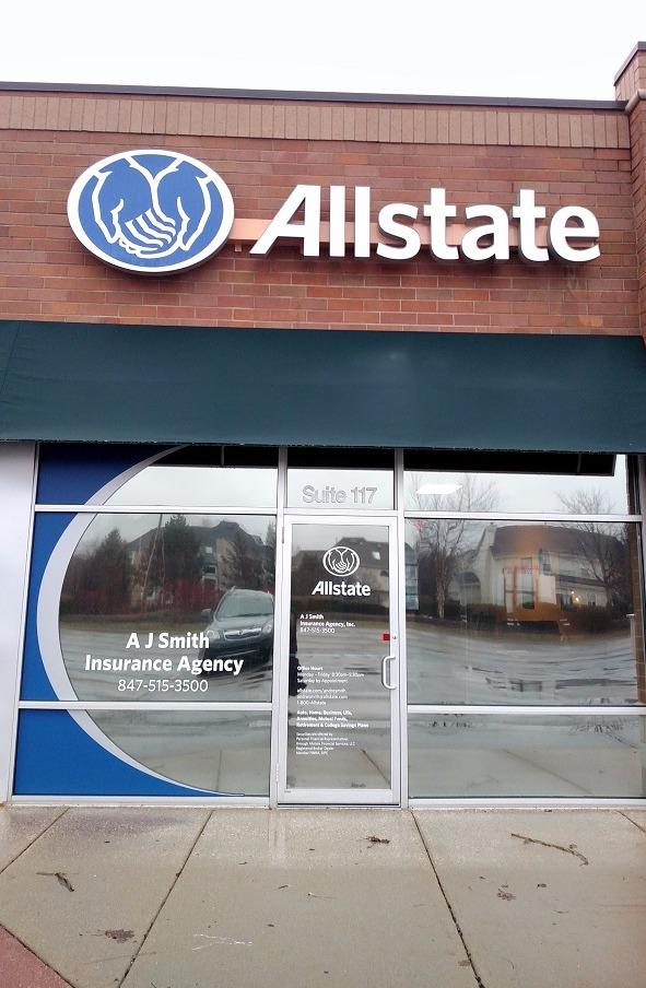 Andre Smith: Allstate Insurance image 1
