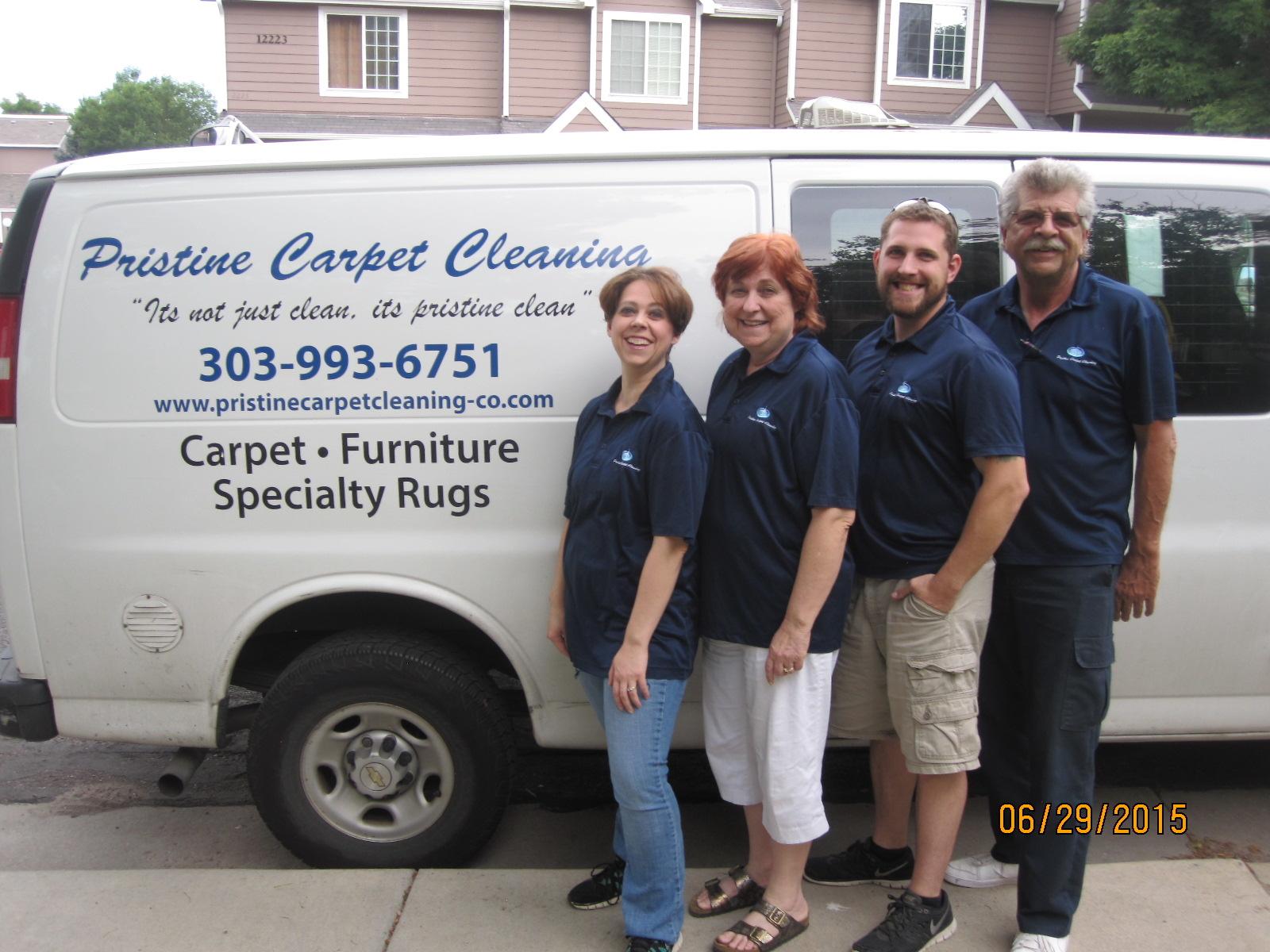 Pristine Carpet Cleaning image 14