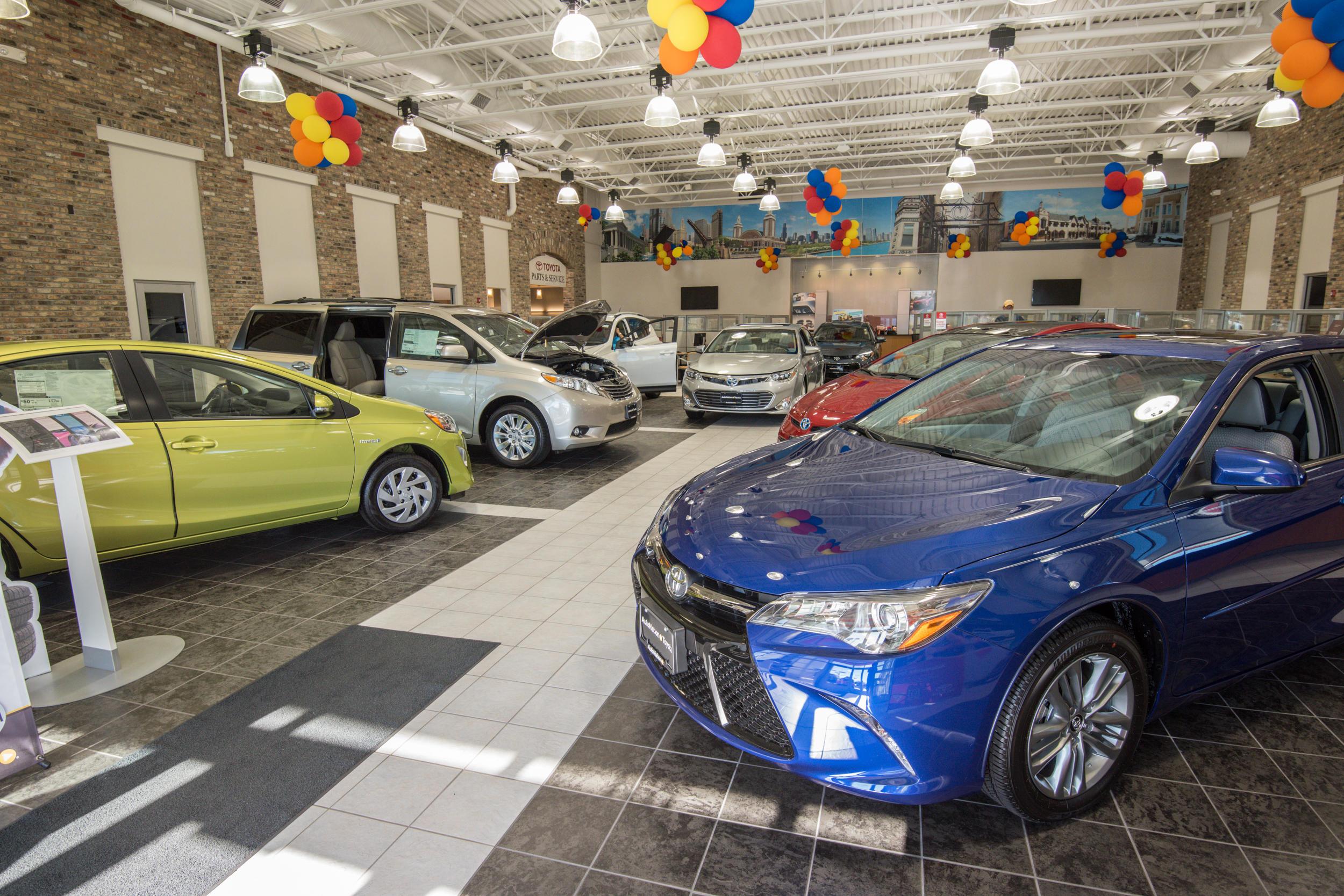 AutoNation Toyota Libertyville image 0