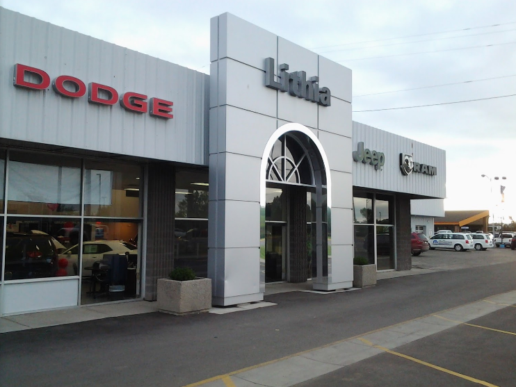 Lithia Chrysler Jeep Dodge Of Billings At 2229 King Ave W