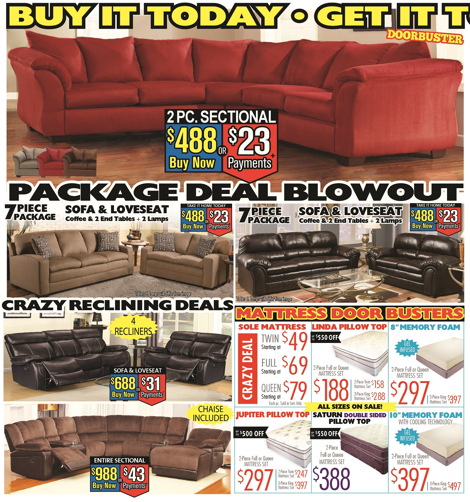 Price Busters Discount Furniture image 2