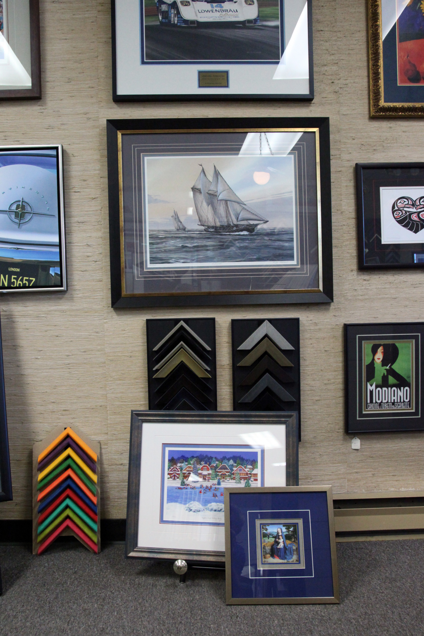 Options Picture Framing