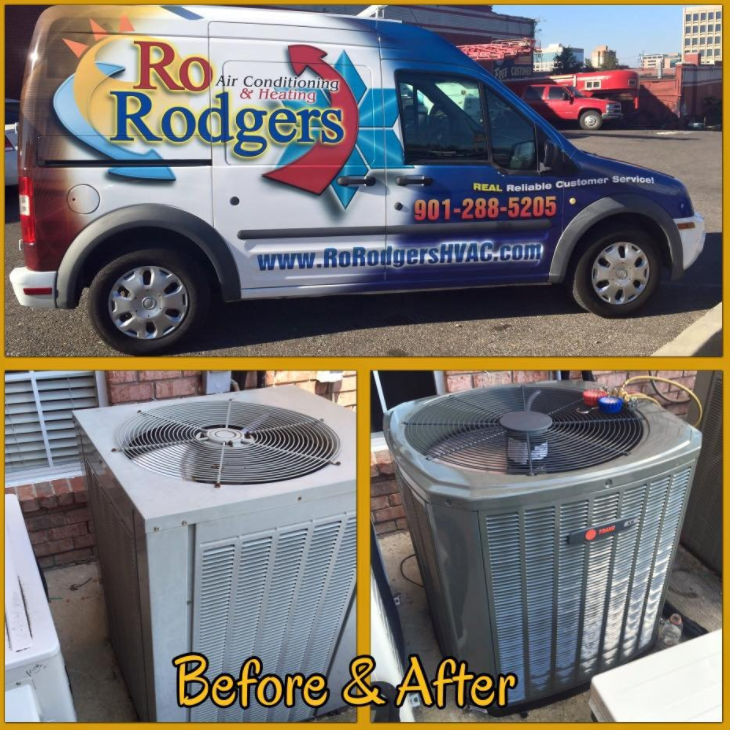Ro Rodgers Air Conditioning & Heating, LLC image 2