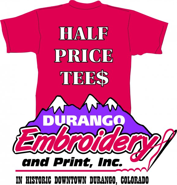 Half price tees coupons near me in durango