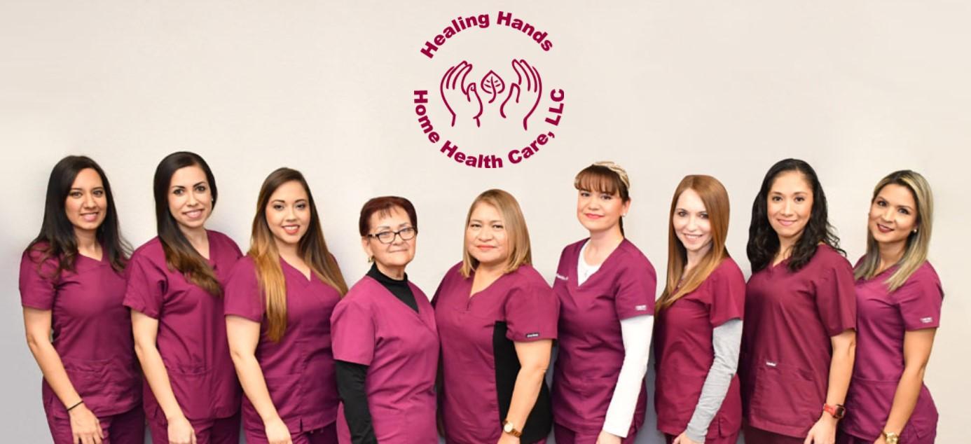 Healing Hands Home Health image 0
