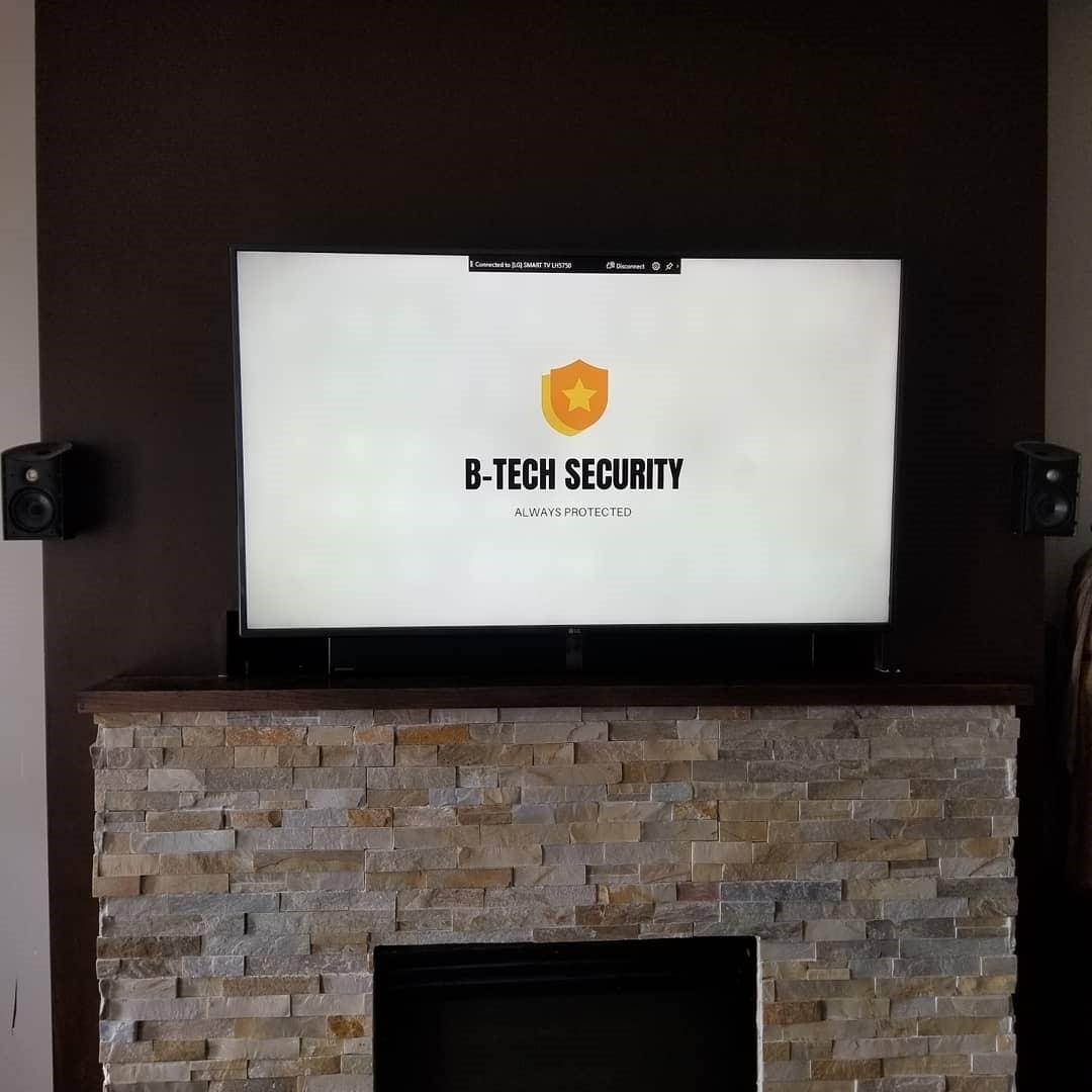 B-Tech Security System