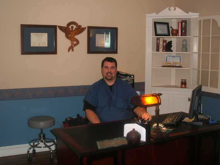 Dr. Allen Conrad is a graduate of Palmer College of Chiropractic