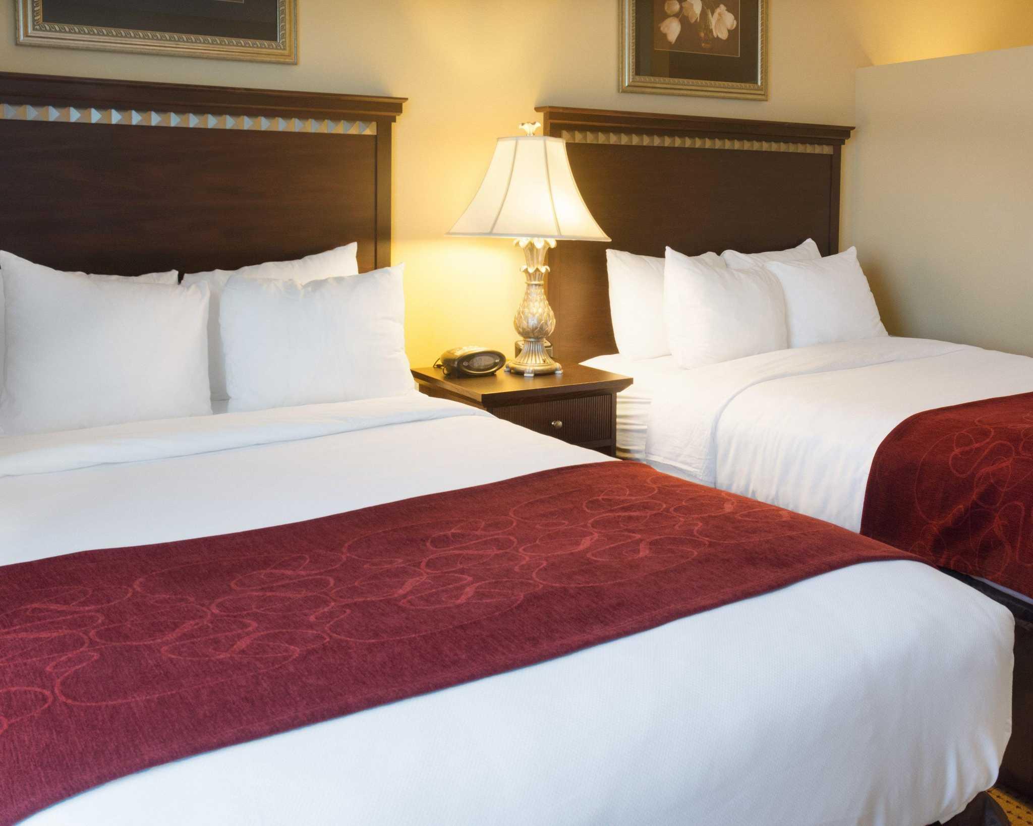 Comfort Suites Fredericksburg North image 20