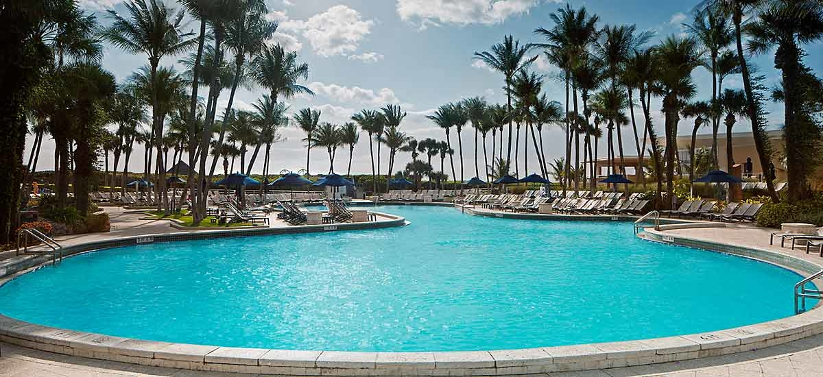 Fort Lauderdale Marriott Harbor Beach Resort & Spa in Fort ...
