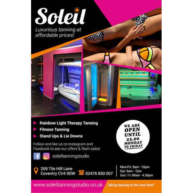 Soleil Tanning Studio