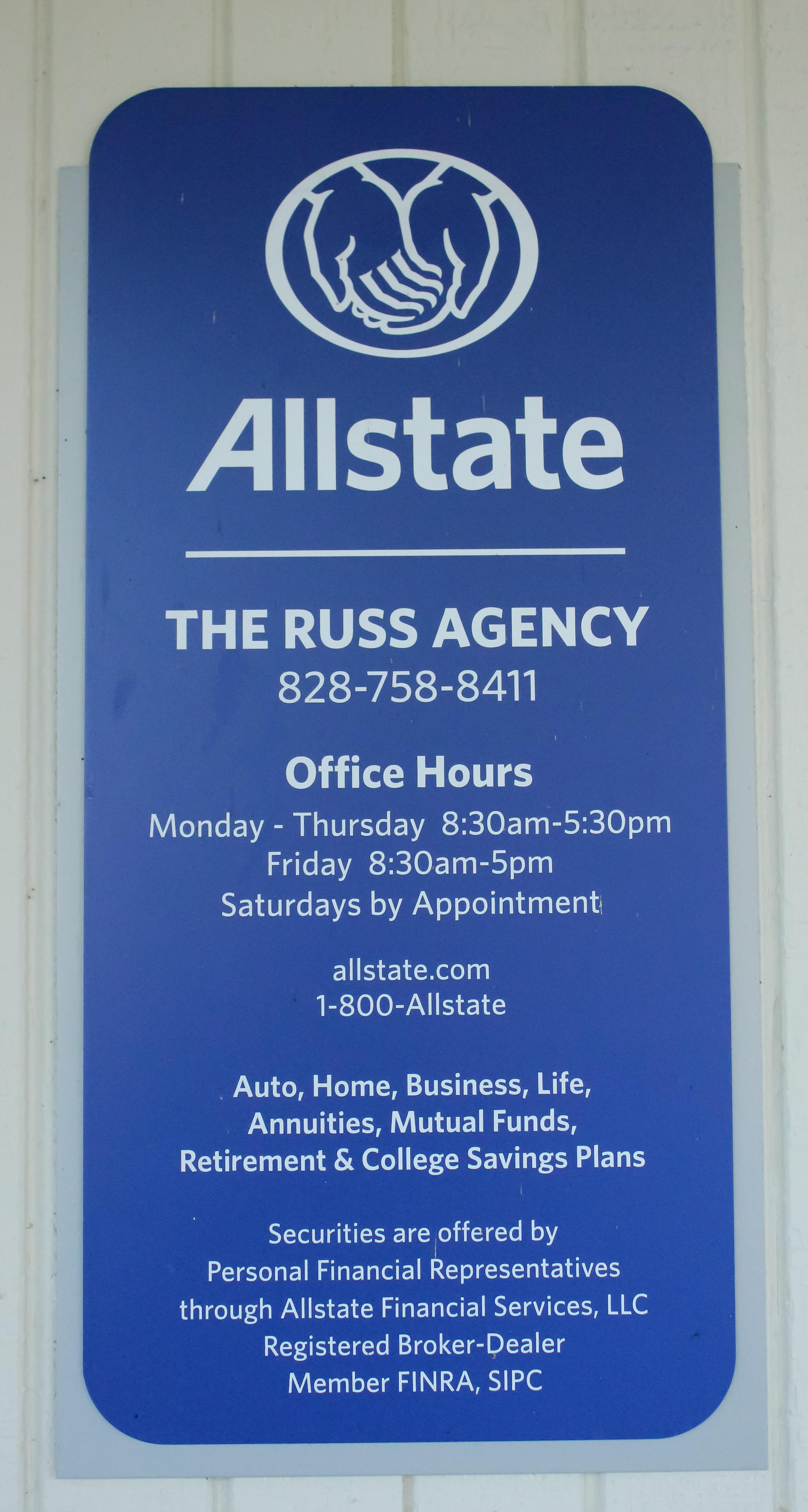 Sandy Russ: Allstate Insurance in Lenoir, NC, photo #5