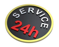 We are always available 24/7!