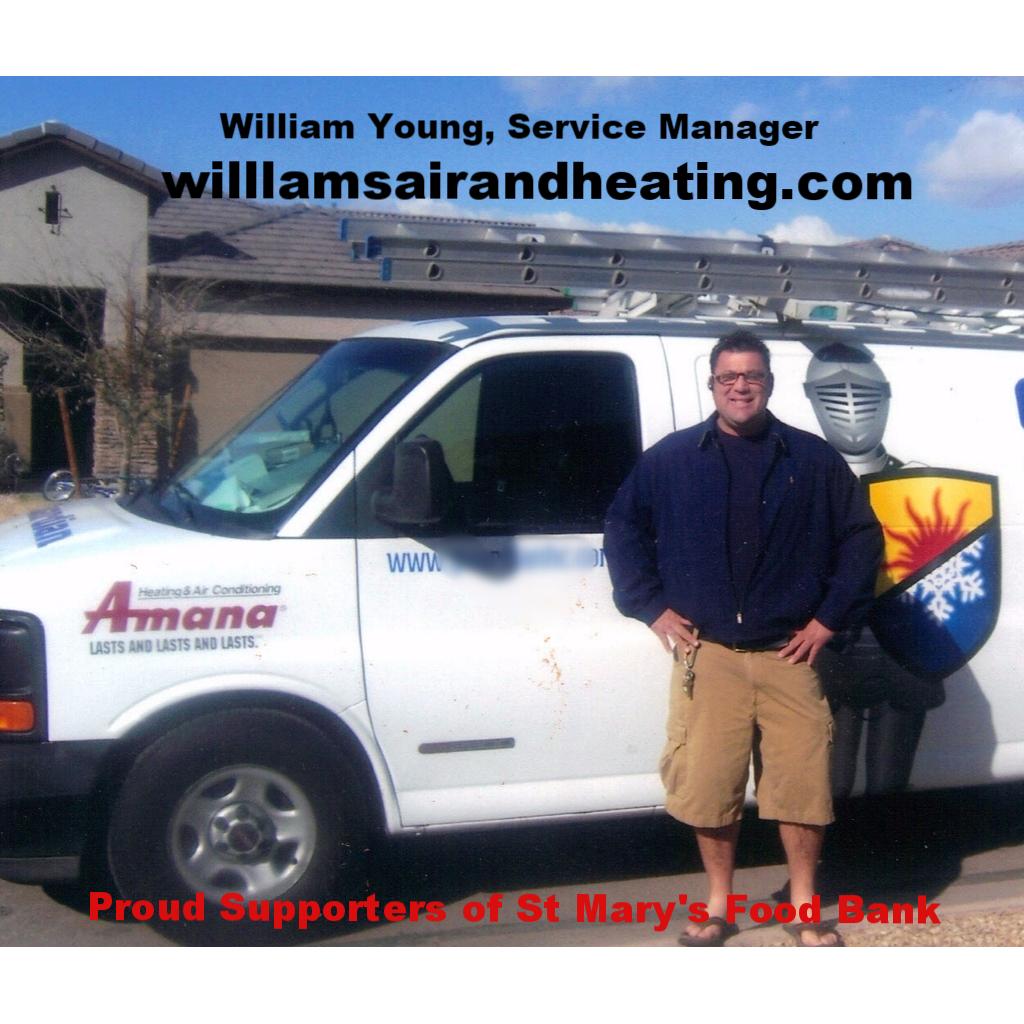 Willliam's Air Conditioning & Heating llc