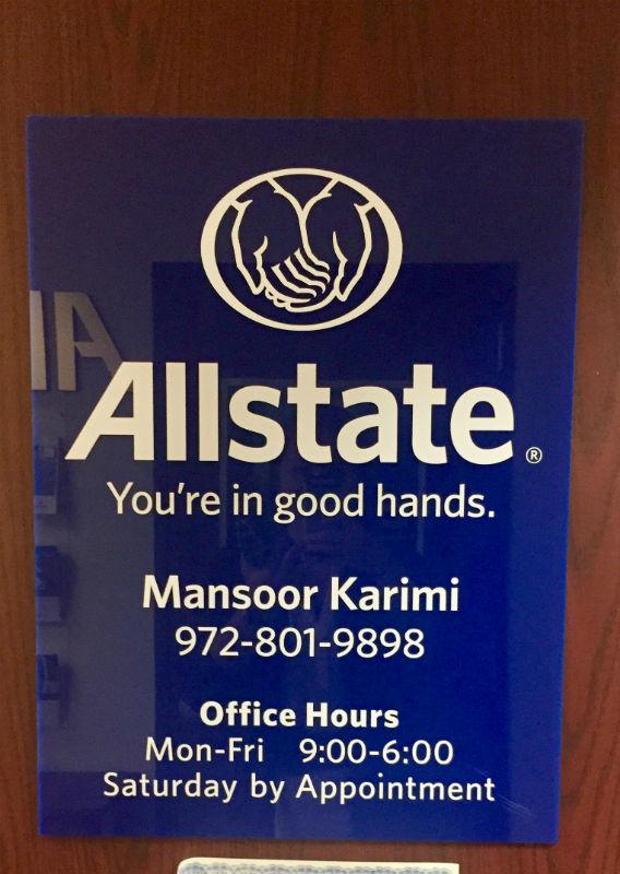 Mansoor Karimi: Allstate Insurance image 1