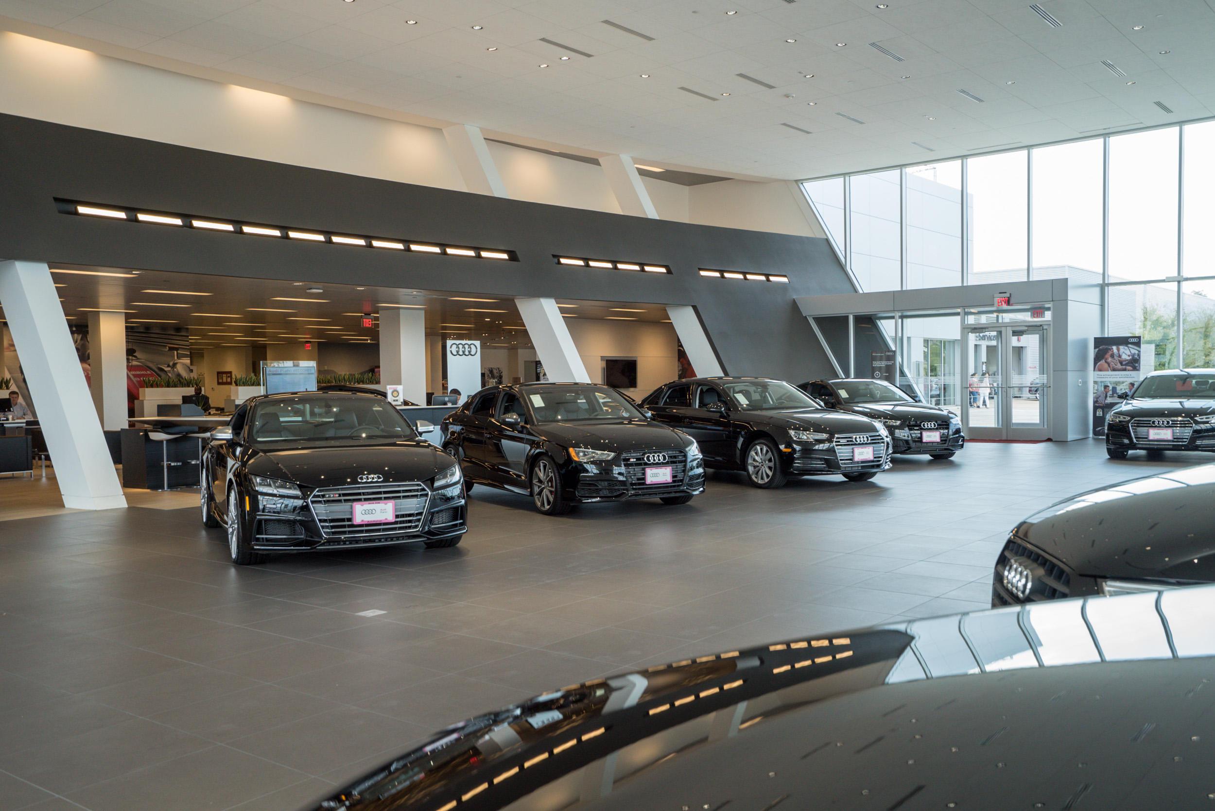 Audi Plano image 1