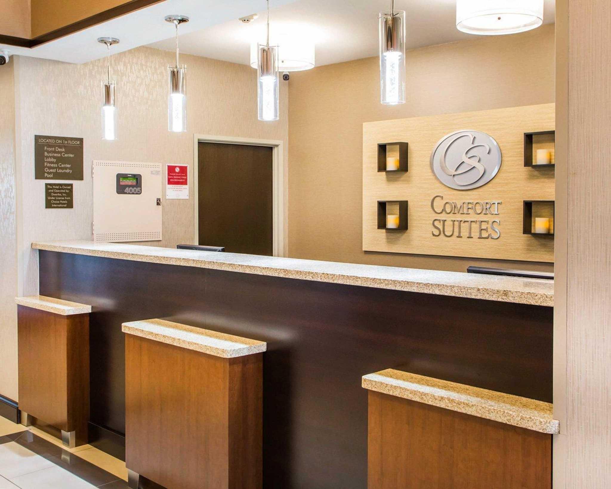 Comfort Suites Columbus West- Hilliard image 17
