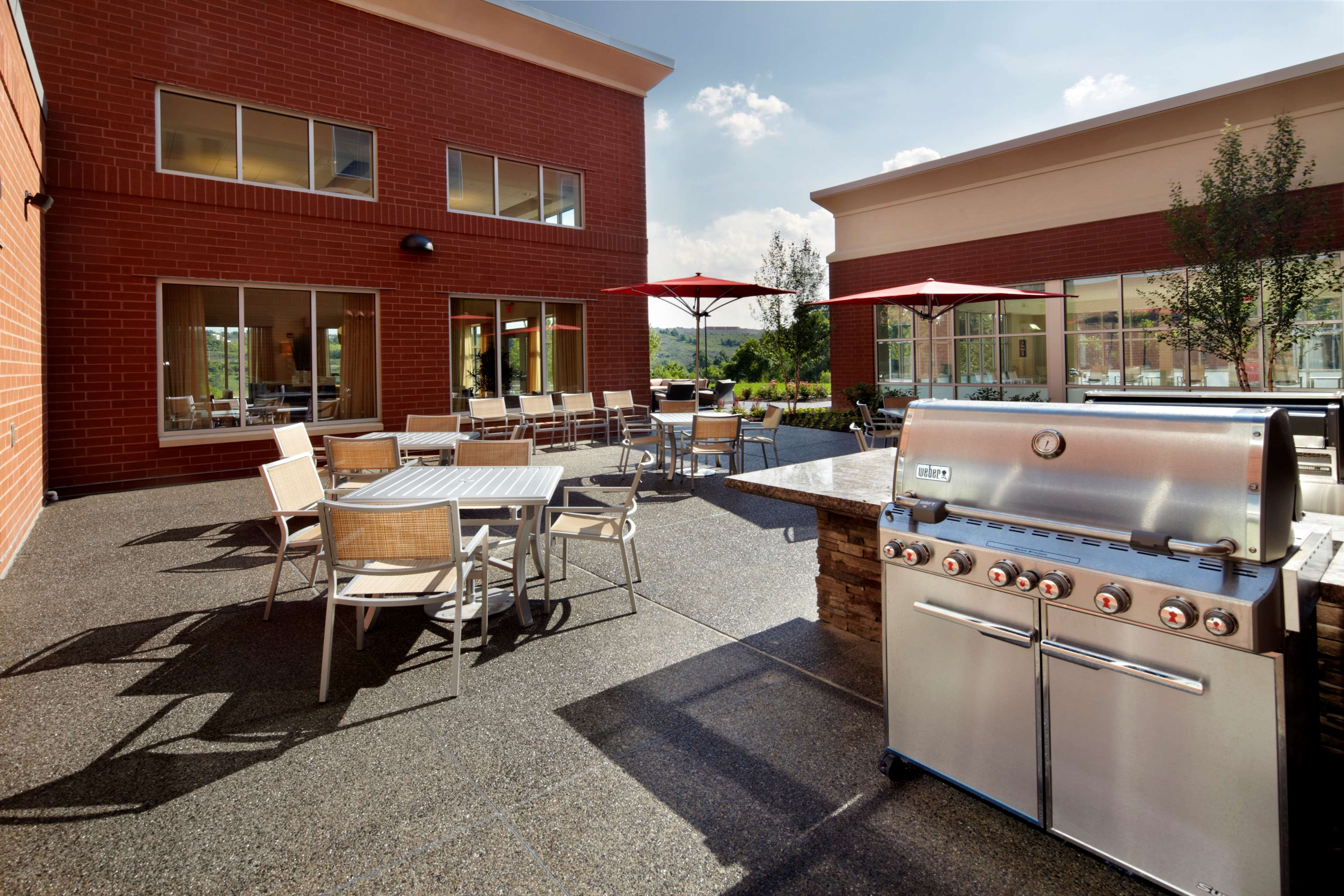Homewood Suites by Hilton Pittsburgh Airport Robinson Mall Area PA image 26