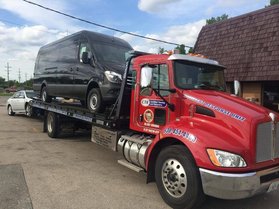Certified Towing & Recovery image 1