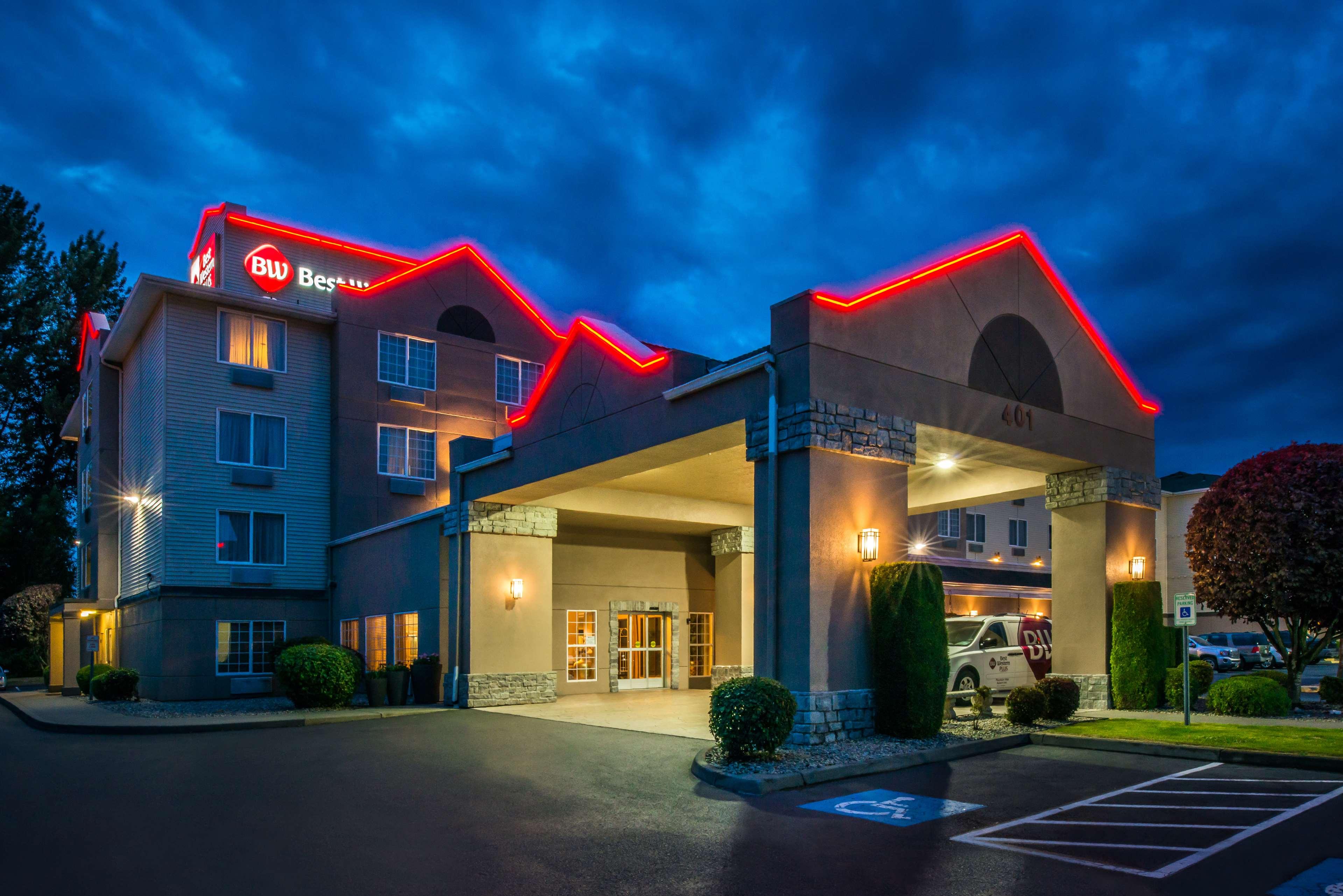Best Western Plus Mountain View Auburn Inn image 1