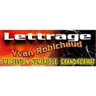 Yvan Robichaud Lettrage