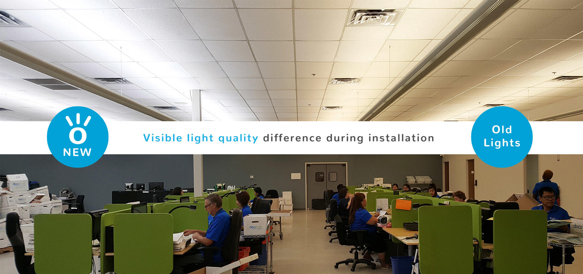 NeoBright: Atlanta Commercial LED Retrofit Lighting   Free Energy Efficiancy Audit & Consulting image 0
