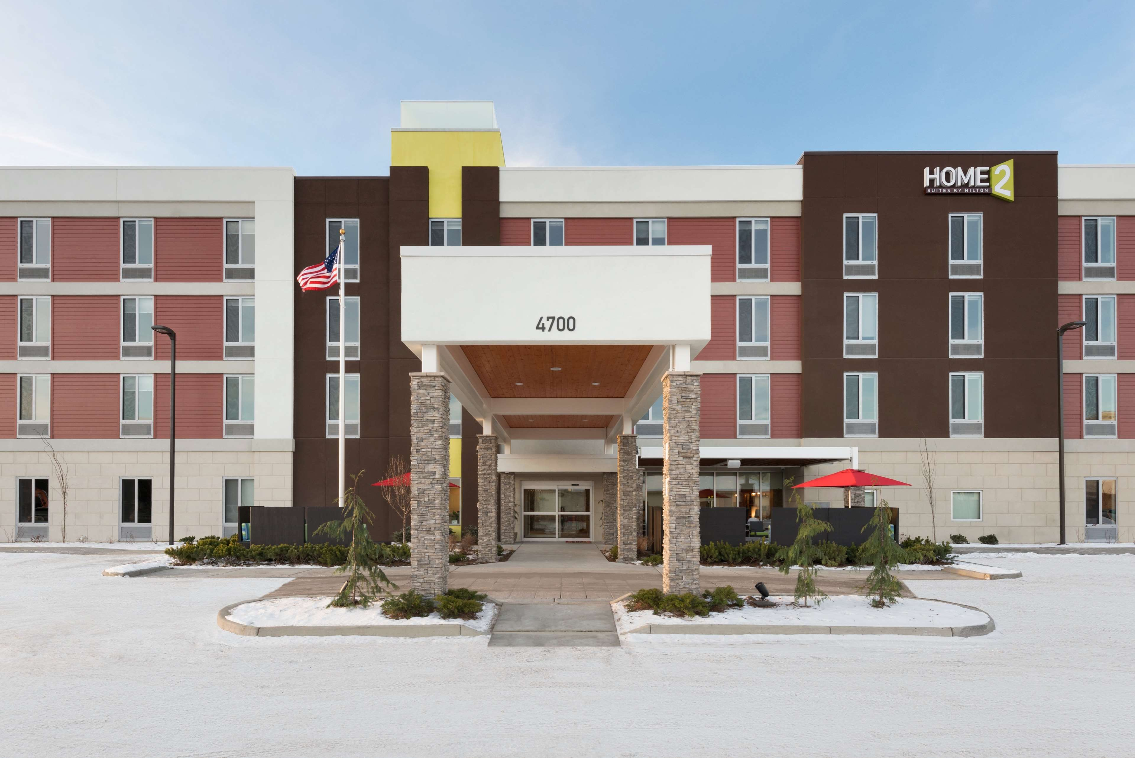 Home2 Suites by Hilton Anchorage/Midtown image 0
