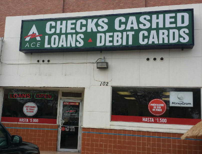 Mission payday loans