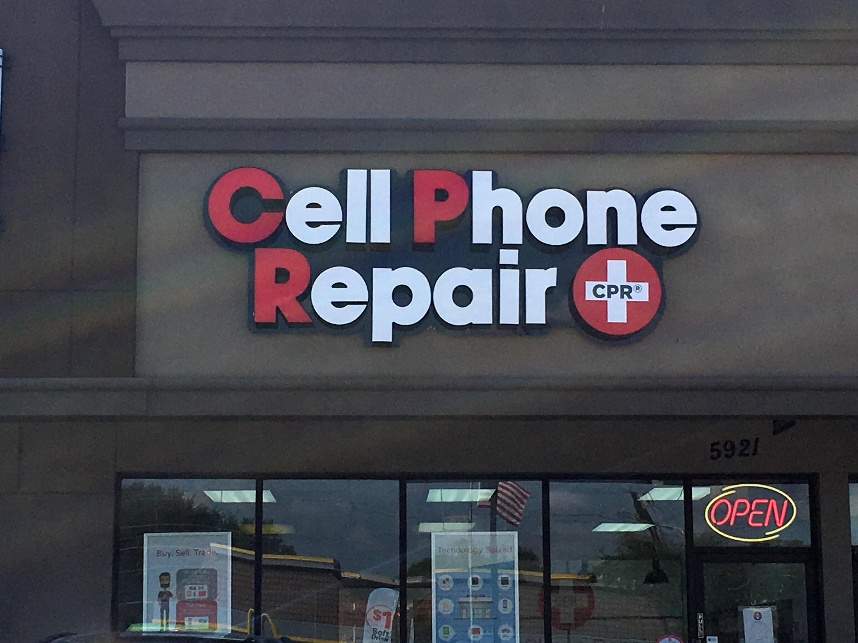 CPR Cell Phone Repair Dallas - University Park