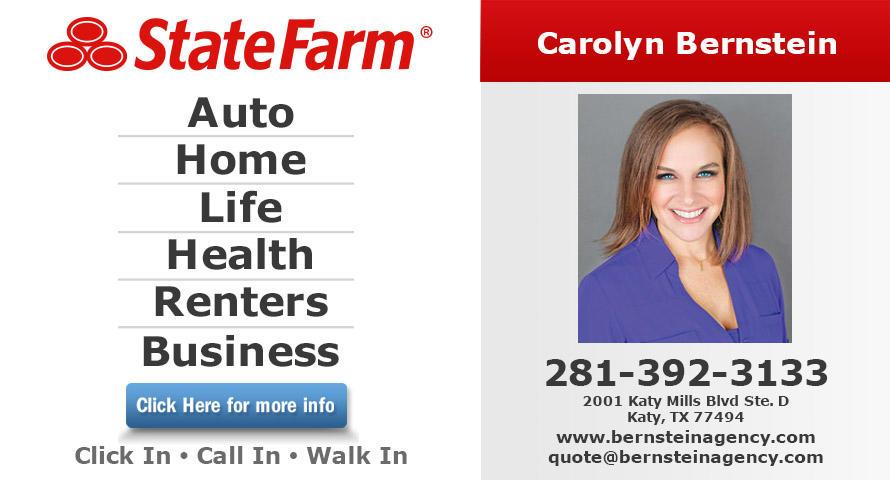 Carolyn Bernstein- State Farm Insurance Agent image 0