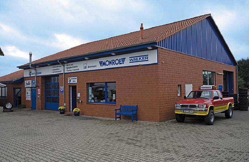 Bild der auto reparatur Uwe Peschel GmbH