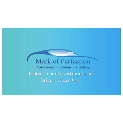 Mark Of Perfection Auto Detailing