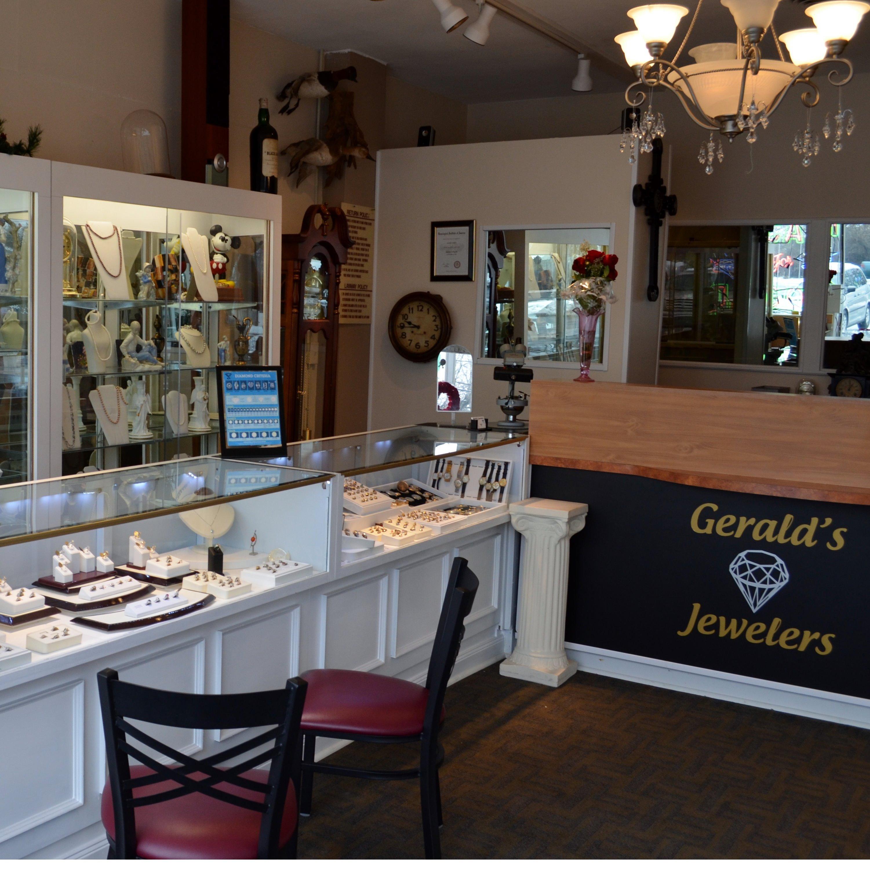 gerald's jewelers