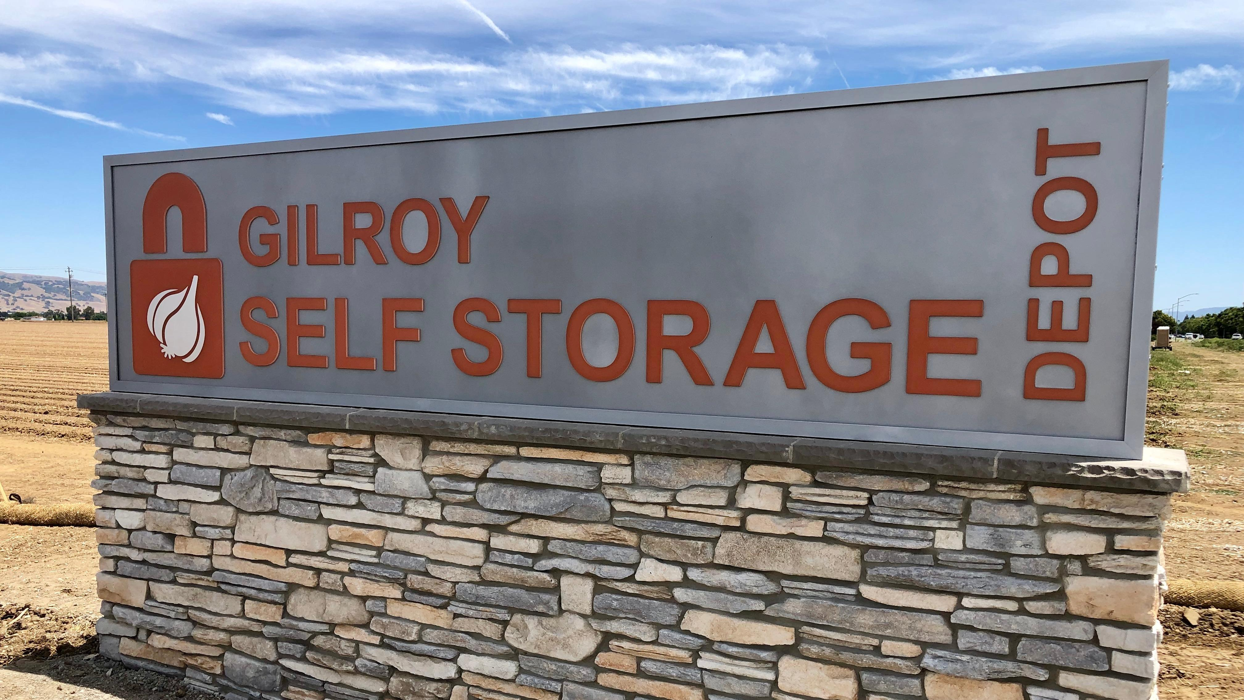 Gilroy Self Storage Depot