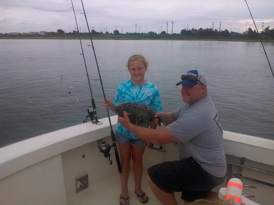 Treemendous sportfishing brigantine nj company for Brigantine fishing report
