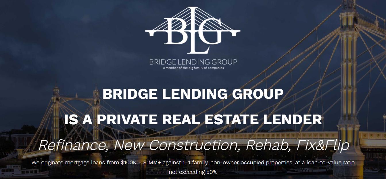 Bridge Lending Group image 0