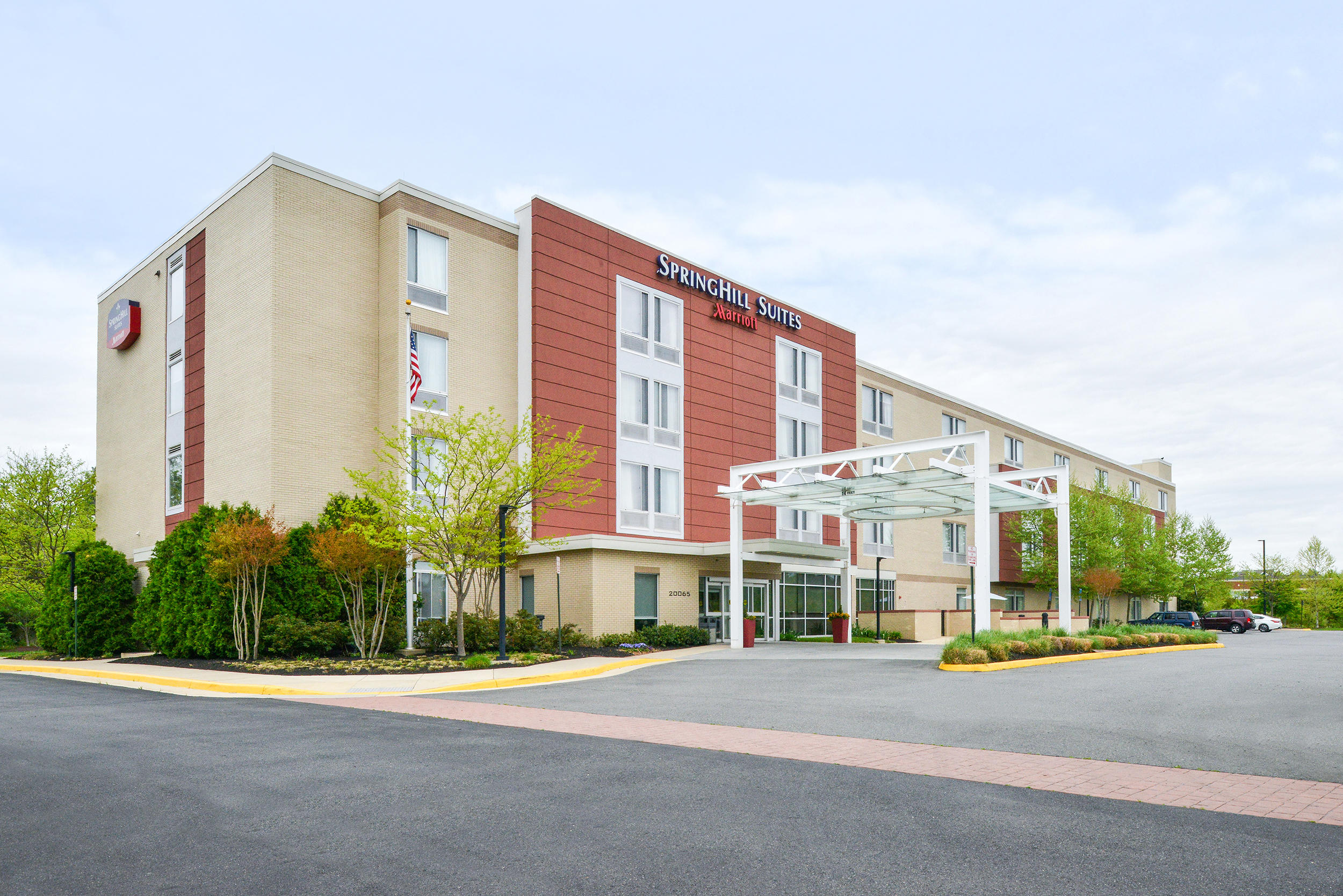 Springhill Suites By Marriott Ashburn Dulles North In Ashburn Va 703 723 9