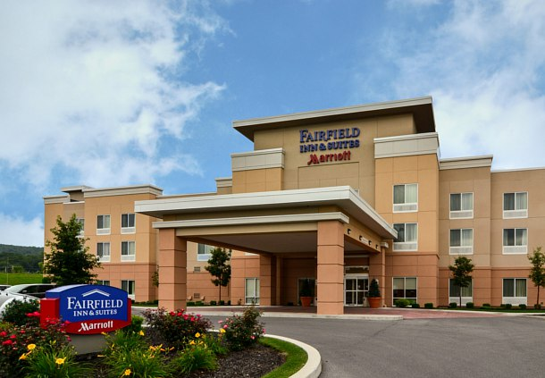 Fairfield Inn & Suites by Marriott Huntingdon Route 22/Raystown Lake image 0