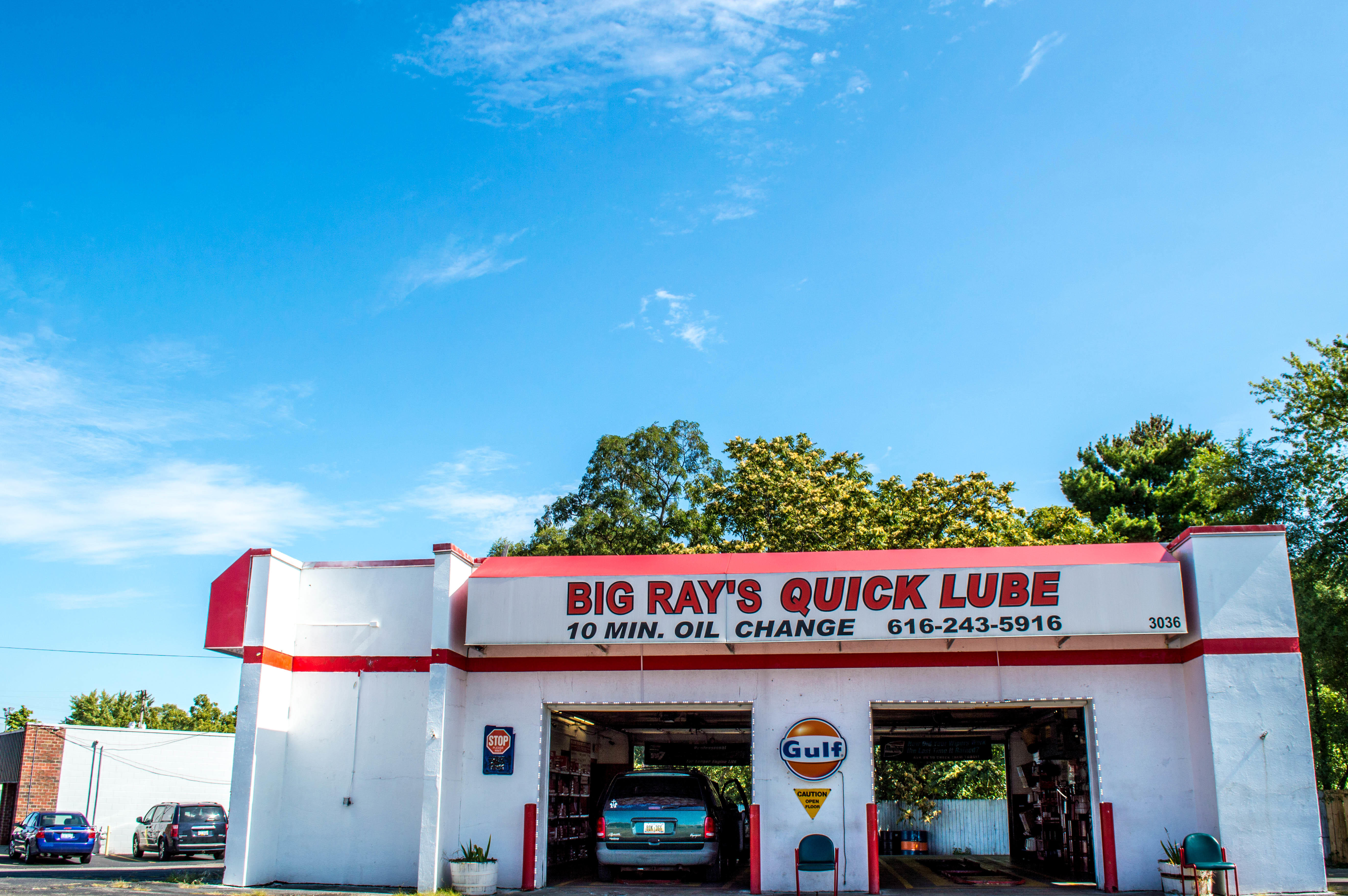 d37ab810f Big Ray's Express Lube 6364 Division Ave S Cutlerville, MI Auto ...