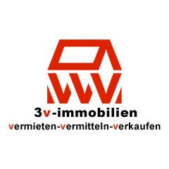 Logo von 3v-Immobilien    Immobilienmakler Boris Wienke