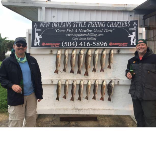 New Orleans Style Fishing Charters LLC image 39