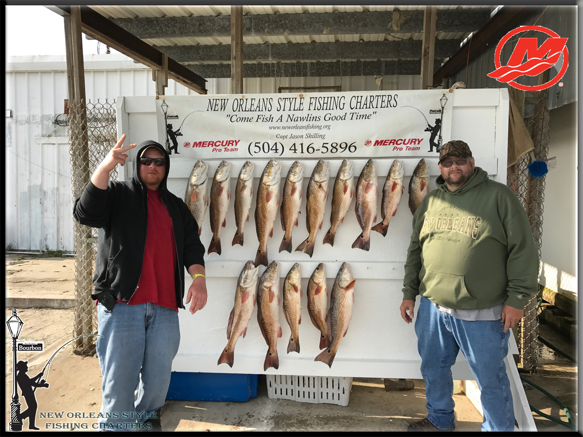 New Orleans Style Fishing Charters LLC image 97